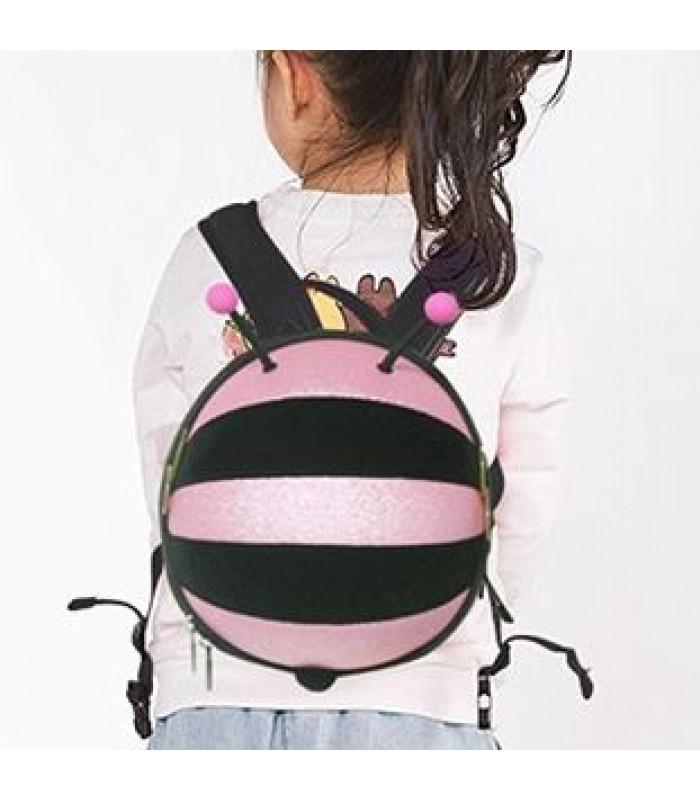 """Купить Рюкзачок  """"Мини пчелка"""" Розовый"""